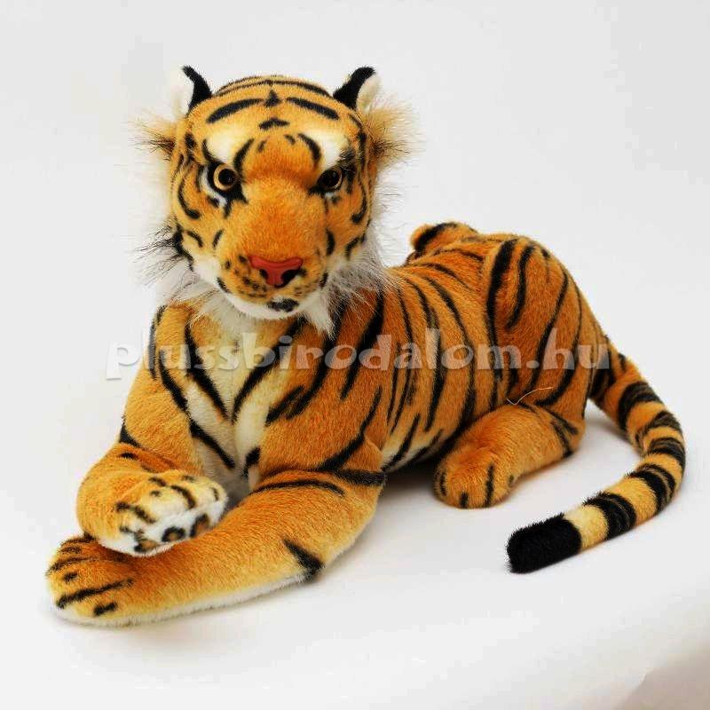 Plüss barna Tigris 45 cm