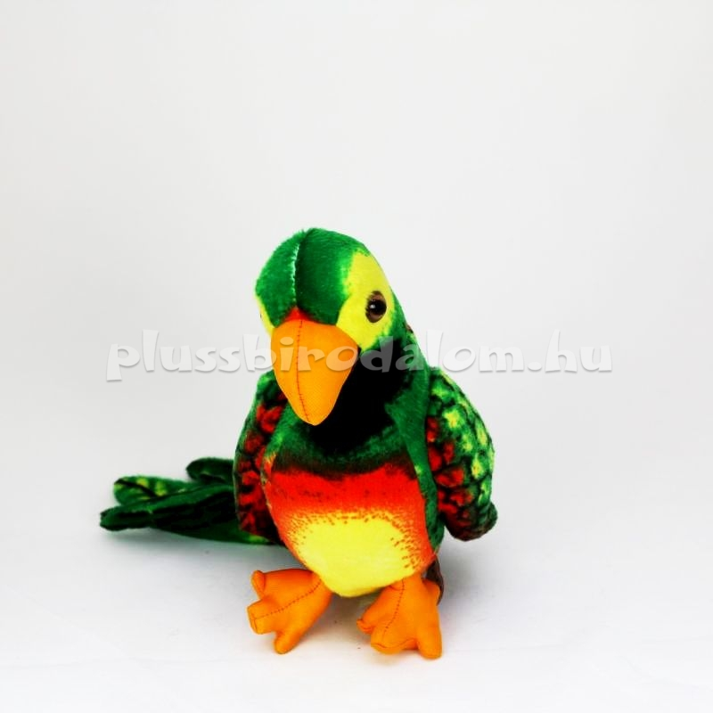 Plüss Papagáj