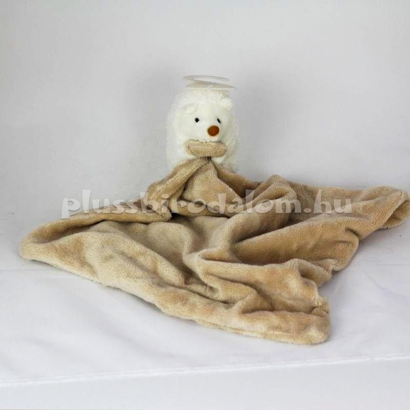 Plüss Süni alvókendő