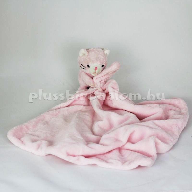 Plüss Cica alvókendő
